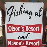 Mason's Olson Resort