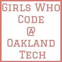 Girls Who Code at Oakland Tech