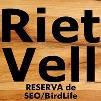 Riet Vell Reserva de SEO/BirdLife