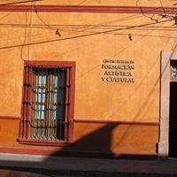"""CEFAC. """"Centro Estatal de Formación Artística y Cultural"""""""