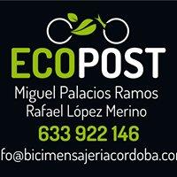 Ecopost Bicimensajería Córdoba