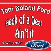 Tom Boland Ford