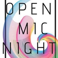 The Stage Under the Stars. Open Mic Night