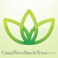Casas Woodlands Texas.com