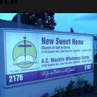 New Sweet Home Church of God In Christ