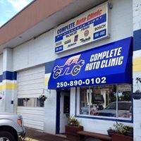 Complete Auto Clinic Comox
