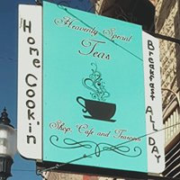 Heavenly Special Teas Shop, Cafe & Tearoom