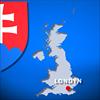 Veľvyslanectvo SR v Londýne (Embassy of the Slovak Republic London)