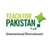 International Recruitment at Teach For Pakistan