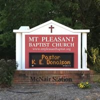 Mount Pleasant Baptist Church of Herndon