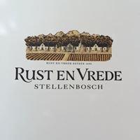 Rust En Vrede Wine