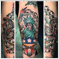 Asylum Tattoo Covington Nky