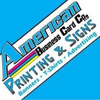 American Business Card Co. King George FedEx Authorized Ship Center