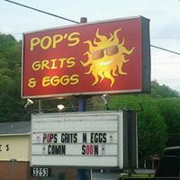 Pop's Grits & Eggs