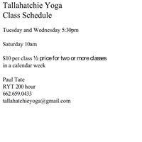 Tallahatchie Yoga