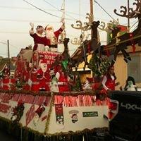 The Norco (Louisiana) Christmas Parade