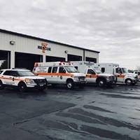 Scottsville Volunteer Rescue Squad