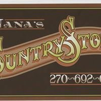 Nana's Country Store