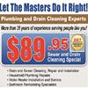 Master & Sons Plumbing