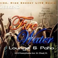 FireWater Lounge & Patio