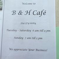 B & H Cafè