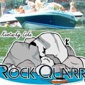 Kentucky Lake Rock Quarry  -  Party Cove
