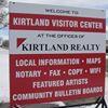 Kirtland Visitor Center