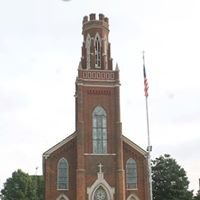 Saint Augustine Catholic Church, Lebanon KY.