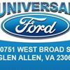 Universal Ford in Glen Allen, Virginia