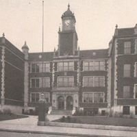 Newport High School - OLD NHS - Newport, KY.