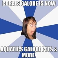 Aquatics Galore