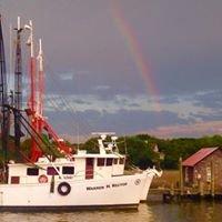 Geechie Seafood,  Trawler Warren H. Rector