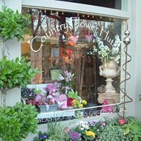 Country Flower Hutch