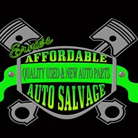 Ernie's Affordable Auto Salvage (formerly Affordable Auto salvage)