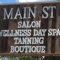 Main Street Salon, Wellness, Day Spa, Tanning and Boutique