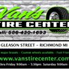 Van's Tire Center
