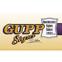 Gupp Signs