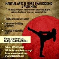 PTBO Wado Kai Karate