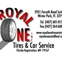Royal One Tires and Car Service