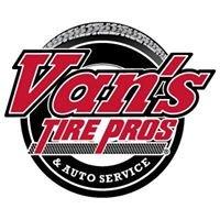 Van's Tire Pros