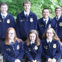 Rushville-Industry FFA