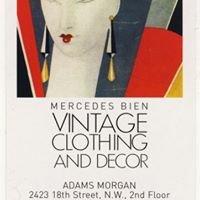 Mercedes Bien Vintage Clothing and Decor