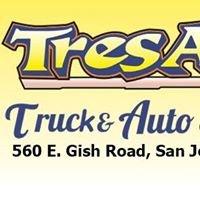Tres Amigos Auto Service Inc