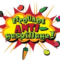 Escouade anti-gaspillage alimentaire
