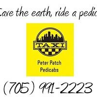 Peter Patch Pedicabs