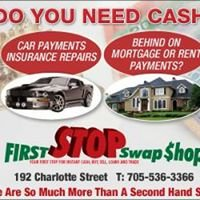 First Stop Swap Shop
