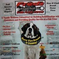 Fred's Discount Tire & Auto Repair