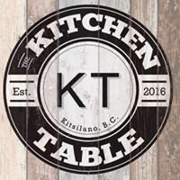 The Kitchen Table