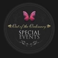 Out of the Ordinary Special Events