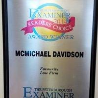 McMichael Davidson